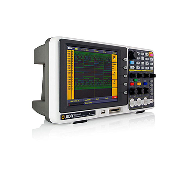 Owon MSO8202T 200MHz Mixed Logic Analyzer - Oscilloscope (200MHz, 2 Channels, 2 GSa/s)