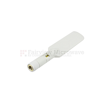 Fairview SANT-2112 Paddle Dual Band Antenna Operates From 2.4 GHz to 5 GHz With a Nominal 6 dBi Gain SMA Female Input Connector Rated