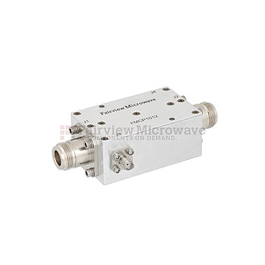 Fairview FMCP1012 N Dual Directional Coupler 40 dB Coupled Port From 500 MHz to 2.5 GHz Rated To 500 Watts