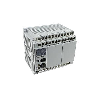 PLC Panasonic AFPX-C30R, 16 IN 14 OUT DC24V RELAY