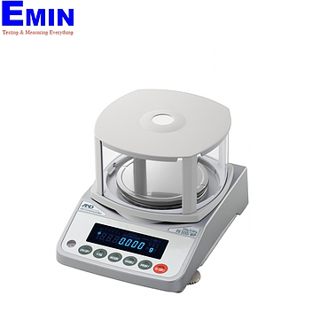 AND FX-3000i Scale technical (300g x 0.001g)