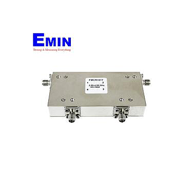 Fairview  FMCR1017 Dual Junction Circulator SMA Female With 36 dB Isolation From 2 GHz to 4 GHz Rated to 10 Watts