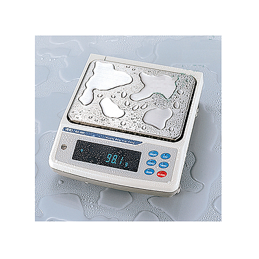 Electronic balance waterproof AND GX-20K (21kg/0.1g, Counting mode)
