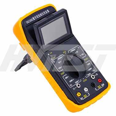 Wuhan SMG2000B Double Clamp Digital Phase Meter