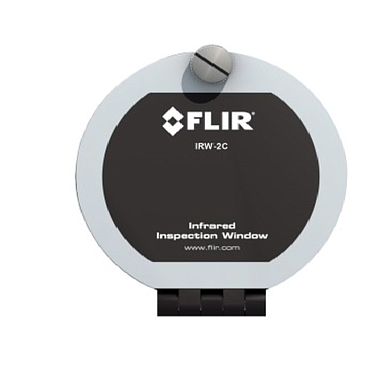 "FLIR 2""-IRW-2C IR Windows (Anodized Aluminum)"