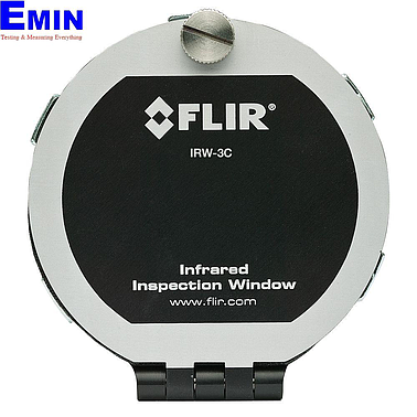 "FLIR 3""-IRW-3C 红外窗口 (Stainless Steel AISI 316)"