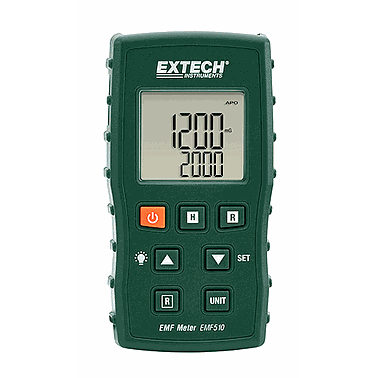 EXTECH EMF510 EMF/ELF Meter (30 to 300Hz)