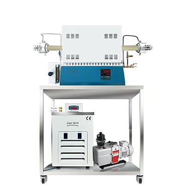 SH Scientific FU-PK-S2 Tube Furnace Package (Max 1800℃)