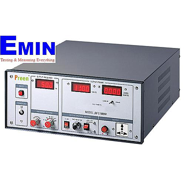 Preen AFC-500W, AC power source (0.5kVA)