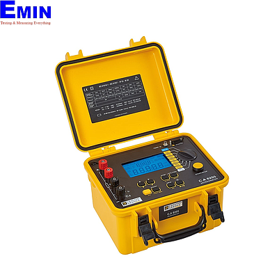 Chauvin Arnoux C.A 6255 Chauvin Arnoux C.A 6255 (P01143221) Micro-ohmmeters (10A)