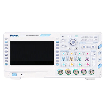 Protek 8504 Digital Mixed Signal Oscilloscope (500Mhz, 4 channels, 4Gsa/s)
