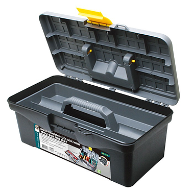 Pro'skit SB-3218 Multi-function Tool Box with Removable Tobe Tray (O.D.:315x175x130mm)