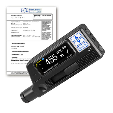 PCE-950-ICA Metal Hardness Tester with ISO Certificate