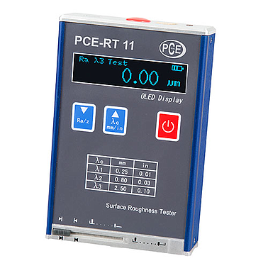 PCE-RT 11-ICA Roughness Tester