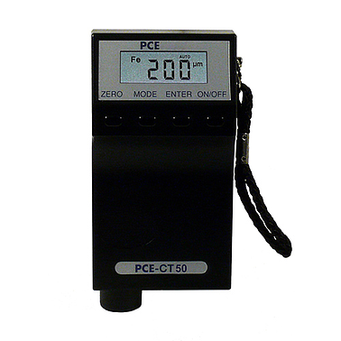 PCE-CT 40 Coating Thickness Meter  (0 ~ 5000 µm)