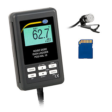 PCE-NDL 10 Data-Logging Noise Dose Meter