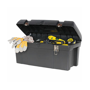 Stanley STST24113 Plastic Portable Tool Box (24'')