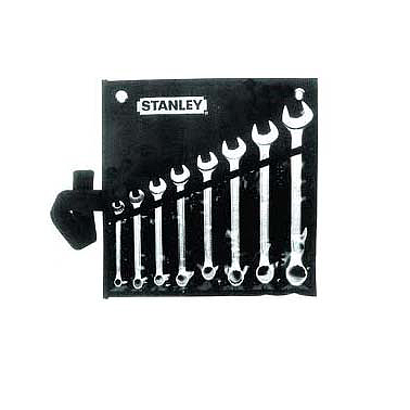 Stanley 87-034-1 Combination Spanner (9pcs)