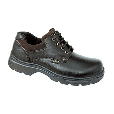 OSCAR 131-93A Black Safety Shoes
