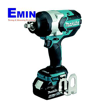 MAKITA DTW1001 Cordless Impact Wrench (18V / 5.0Ah)