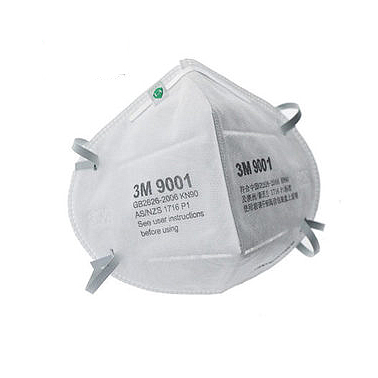 3M 9001 Disposable Respirator