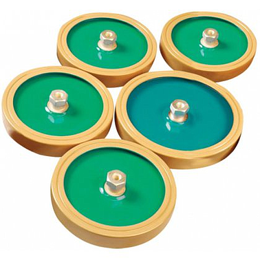 Genvolt CGG81-03 (1000pF) High Voltage Ceramic Disc Capacitors