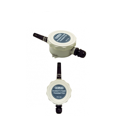 Ezdo TRH302WA Humidity/Temp Transmitter (0-100% RH, ±3% RH)