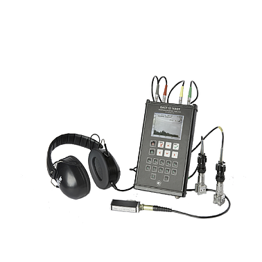 VAST DC-21V in basic kit Vibration analyzer and Balancer