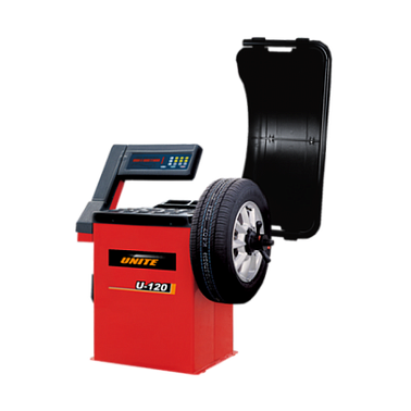 KOCU U-120 WHEEL BALANCER FOR TRAVEL CAR, MOTOR CAR