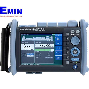 Yokogawa AQ1100A Optical Loss Test Set