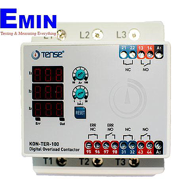 TENSE KON-TER-100 DIGITAL THERMAL CONTACTOR