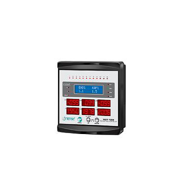 TENSE RGT-12M three-PhaseT Reactive Power Control Relay With Multimeter (12 Levels)