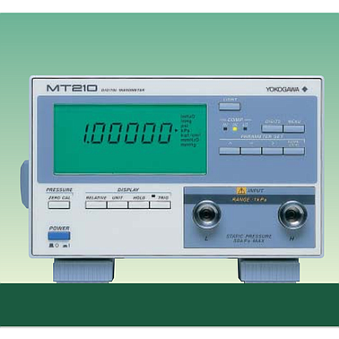 Yokogawa 767367 Digital Manometer (0~130 kPa, ±0.005% full scale)