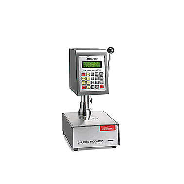 Brookfield CAP2000+ Viscometer (0.2 - 15,000 Poise)
