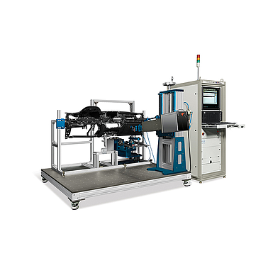 KMT KTE-500 Durability Tester for Glove Box
