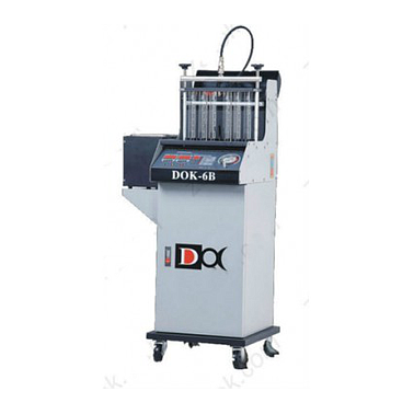 KOCU DOK-6B Fuel injection tester for car Ultrasonic cleaning