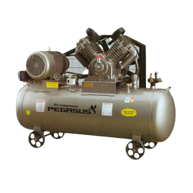 KOCU TM-7.5HP-330L Belt Air Compressor