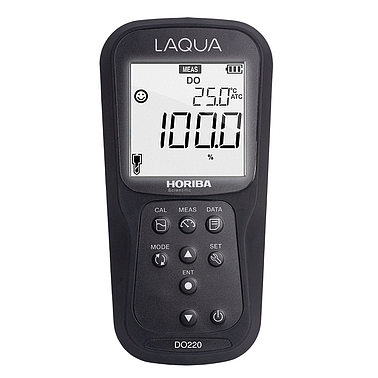 HORIBA DO220-K LAQUA DO Meter(0.0 to 20.00 mg/L; ± 0.1 mg/L)