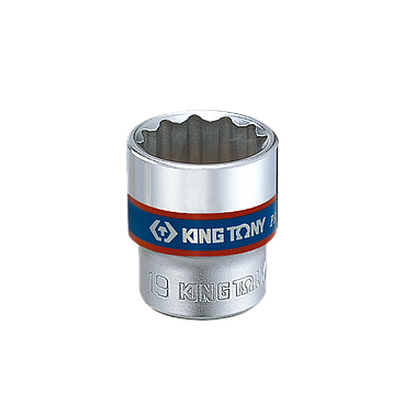"Kingtony 333016M (3/8"", 16mm) Metric Standard Socket"