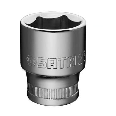 "SATA 13326 1/2""DR.6PT。METRIC SOCKET 26MM"