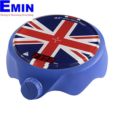 IKA color squid Union Jack (0004175200) Magnetic stirrer without heating