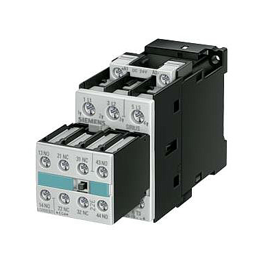 Contactor Siemens 3RT1026-1AP04, 25A, AC3 - 11KW/400V