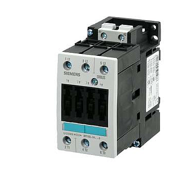 Contactor Siemens 3RT10 35-1AP00, 40A, AC3 - 18.5KW/400V