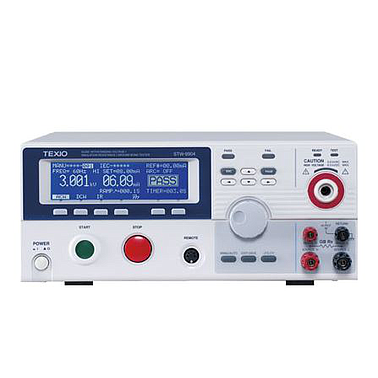 Texio STW-9902 AC / DC voltage safety testing machine (AC 500VA, AC5kV, DC6kV)