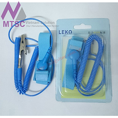 ESD Leko wristbands