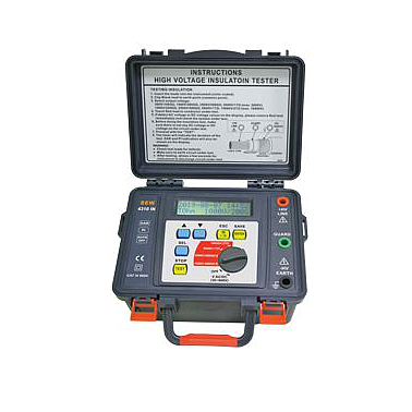SEW 4310 IN Digital 10kV High Voltage Insulation Tester