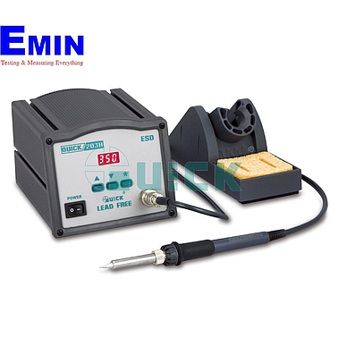 QUICK 203H intelligent lead-free soldering station