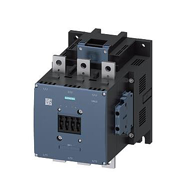 Contactor Siemens 3RT1075-6AM36, 400A, AC3 - 200KW/400V