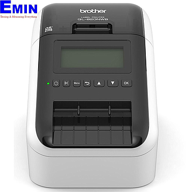 Brother QL-820NWB paper label printer
