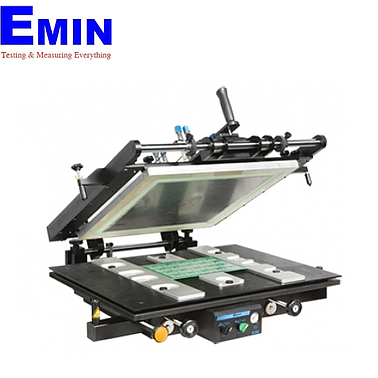 Manncorp 5500 Dual Squeegee SMD Stencil Printer